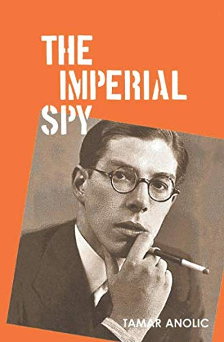 Book cover from The Imperial Spy