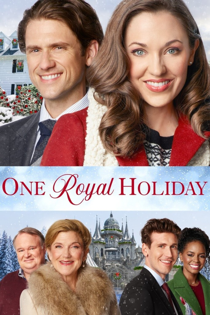 One Royal Holiday poster